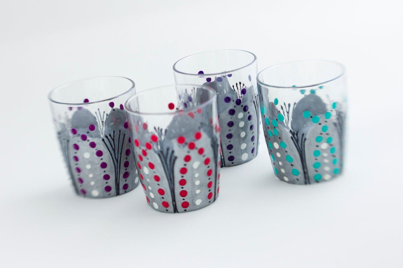 cuadros reciclados  Señorita Papaya -> Banheiro Decorado Com Objetos Reciclados